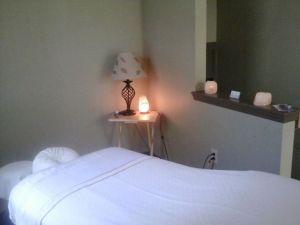 My room at Camp Beckwith